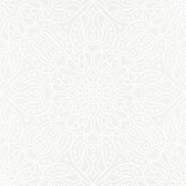 Mandala – Gris